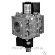 Клапан газовый двухпозиционный ВН 1Н-4 фланцевый без регулятора расхода фото