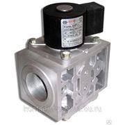 Клапан газовый двухпозиционный ВН 1Н-4 муфтовый без регулятора расхода фото