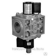 Клапан газовый двухпозиционный ВН1 1/2Н-1 фланцевый без регулятора расхода фото