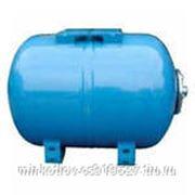 Гидроаккумулятор для водоснабжения H 050 синий 50л. фото
