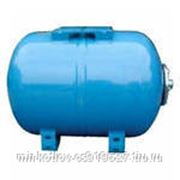 Гидроаккумулятор для водоснабжения H 080 синий 80л. фото