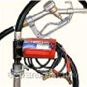 Мобильный топливо заправочный блок Benza 22-24-40 с ручным раздаточным краном фото