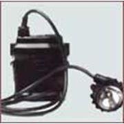 Фонарь шахтный головной СГГ- 5М.05 (10А/ч, лампа Р 3.75) фото