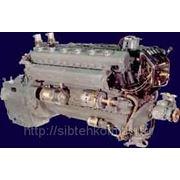 3Д12А Судовой двигатель фото