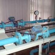Установка приборов учета воды и тепла фото