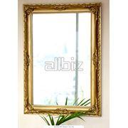 Зеркало в коридор фото