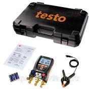 Цифровой манометрический коллектор TESTO 550-2 TESTO фото