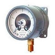 Манометры электроконтактные сигнализирующие ДМ2010Сг, ДВ2010Сг, ДА2010Сг фото