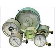 Манометры, вакуумметры, мановакуумметры показывающие для точных измерений МПТИ, ВПТИ, МВПТИ кл.т.1 фото