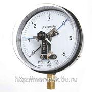 ДМ2005 (0...250) кгс/см2 кл.1,5 исп.V тех.стекло фото