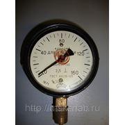 Манометр ОБМГн1-100 фото