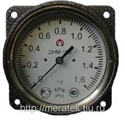 НМП-100М1 (0...0,6) кПа кл. 1,5 Напоромер