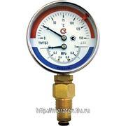 ТМТБ-41Т.2(0...120)°С (0...0,6)МПа ф100 Термоманом фото