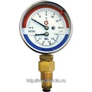 ТМТБ-41Т.1(0...150)°С (0...1,6)МПа ф100 Термоманом фото