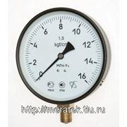 МП4-У (0...1600) кгс/см2 кл. 1,5 Манометр фото