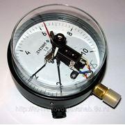 Манометр ДМ 2005Ф 0...16 кгс/см2 эл/конт. фото