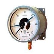 Манометры, вакуумметры и мановакуумметры сигнализирующие ДМ2005Сг, ДВ2005Сг и ДА2005Сг фото