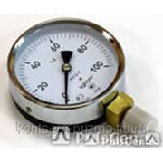 Манометр электроконтактный ДА2010ф от -1 до 1.5, 3, 5,9 ,15, 24кгс/см2 фото
