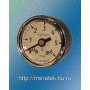 ДМ2018 ОШ (0...1,6) кгс/см2 кл.4 М10х1 фото