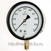 МВТИ (-1...0...0,6) кгс/см2 кл.0,6 Мановакуумметр фото