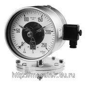 RCh 100-1 (0...6) kgs/cm2 M20х1,5 стрелка MAX давл фото