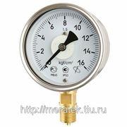 МТПСф-100-ОМ2 Ф(0...600) кгс/см2 кл.1,5 Манометр фото