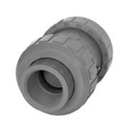 Обратный клапан Praher S4 PVC-C (ХПВХ) metric DN 10-50 мм фото