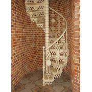 """Винтовая лестница """"Готика"""" фото"""