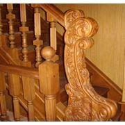Лестницы декоративные фото