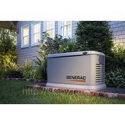 Генератор газовый Generac 8кВа фото