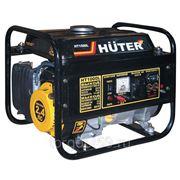 """Бензиновый электрогенератор """"HUTER"""" НТ1000L фото"""