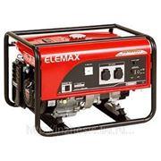 Бензогенератор ELEMAX SH 3200 Япония 2,5 кВт ручной старт фото