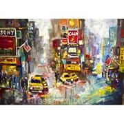 Картина Маслом Times Square фото