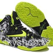 Кроссовки Nike LeBron XI 11 Electric Green 40-46 Код LBXI21 фото