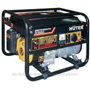 Бензиновый электрогенератор Huter DY3000LX фото