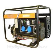 Газовый генератор GG3300, 3кВт фото