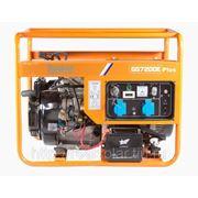Газовый генератор REG GG7200plus 6кВА/220В фото