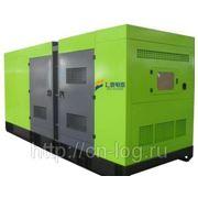 Дизельный генератор в шумопоглащающем кожухе, модель FLD-C625 фото