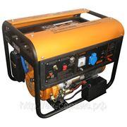 Газовый электрогенератор Gazlux СС5000B (5,0 кВт) фото