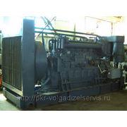 Капитальный ремонт силовых агрегатов СА-10, СА-20, СА-25, СА-30 для буровых установок фото