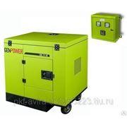 Бензиновый генератор GenPower GBS 70 MEAS фото