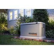 Генератор газовый Generac 10кВа фото
