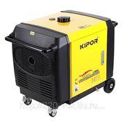 Бензиновый инверторный генератор Kipor Ig 6000 фото