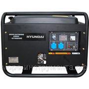 Генератор бензиновый Hyundai HY9000SE, 230 В, 6.0 кВт, электростартер, 92 кг, professional фото