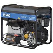 Дизельный генератор SDMO DIESEL 15000 TE XL C фото