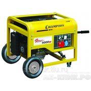 Генератор бензиновый Champion GG7500E-3 фото