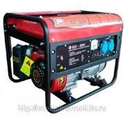 Бензиновый генератор калибр бэг-2811а 00000046270 фото