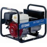 Электрогенератор SDMO SH 7500 T-S