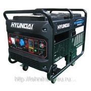 Электрогенератор Hyundai HY12000LE-3 фото