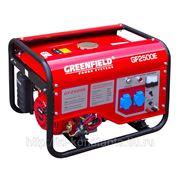 Бензиновый генератор Green-Field GF2500E фото